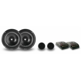 Sistema 2 vie Pro-tech Woofer Ø165 200W phonocar