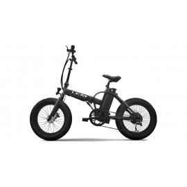 "Fat-Bike 20"" 500W 48V pieghevole Bicicletta elettrica pedalata assistita LEM"