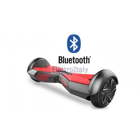 Hoverboard 2 ruote 700W Smart Balance Wheel 8 pollici Bluetooth