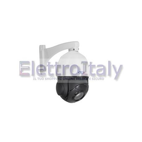 Telecamera 1080p AHD MINI PTZ 18x zoom ottico waterproof