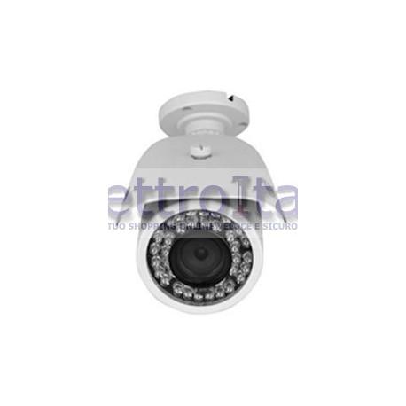 Telecamera 1080p IP Zoom con infrarossi waterproof