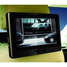 Monitor Portatile 9 pollici DVD poggiatesta D9001