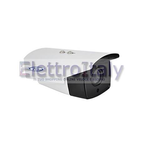 Telecamera 5Mpx IP con infrarossi waterproof
