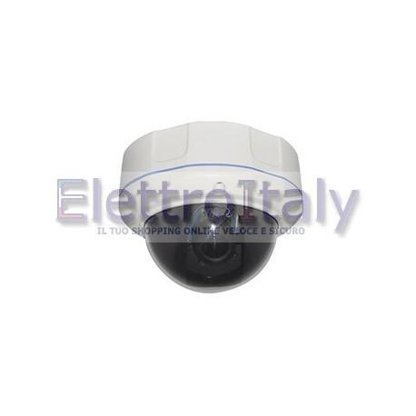 Telecamera 1080p Full Color ip con infrarossi stellar