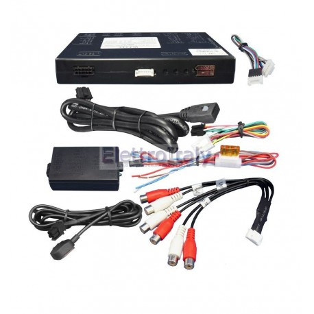 INTERFACCIA VIDEO PER SISTEMI BMW CCC BUSINESS / PROFESSIONAL CON CONNETTORE 10 PIN LVDS