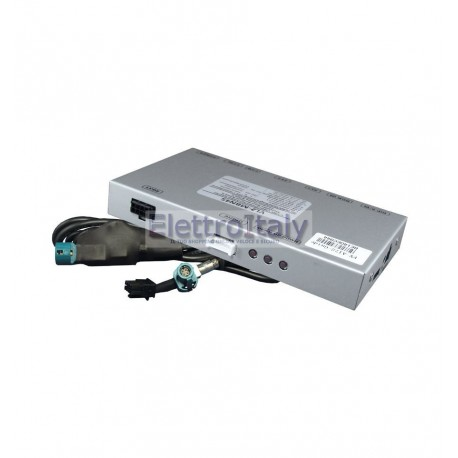INTERFACCIA VIDEO PER SISTEMI MERCEDES NTG 4.5 COMAND ONLINE,AUDIO 50 APS ED AUDIO 20
