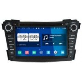 Navigatore Hyundai I40 7 pollici Android 4.4.4 Quadcore S160