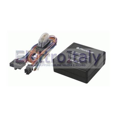 Interfaccia per M-OF7040 e M-OF7050 con amplificatore audio originale
