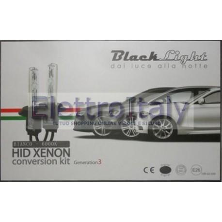 Kit xenon Canbus Tuning Blacklight
