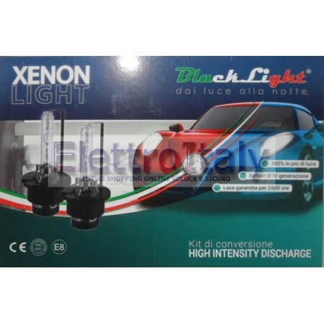 Kit xenon H7 Tuning Blacklight