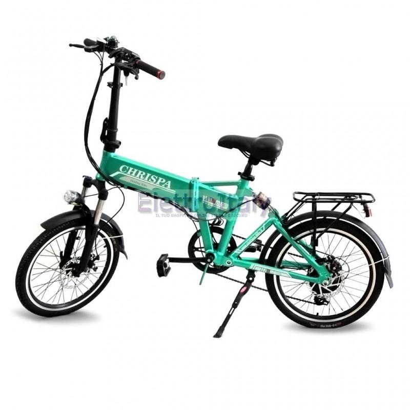 Bicicletta pieghevole elettrica 20 pedalata assistita for Bici elettrica assistita