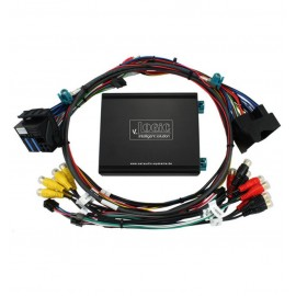 V.LOGIC INTERFACCIA VIDEO E MEDIA CONTROLLER PER BMW SERIE F NBT