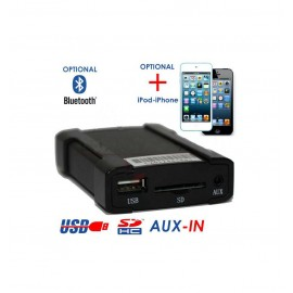 FIAT AUTORADIO DI SERIE INTERFACCIA USB / SD / AUX XCARLINK