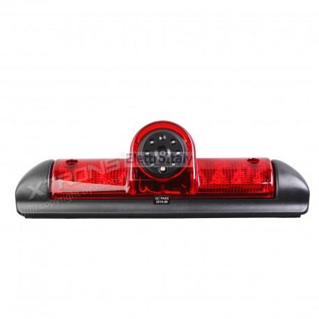 Telecamera Fiat Ducato Citroen Boxer terzo stop con LED