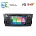 Autoradio Navigatore Bmw Serie E81 E82 E88 Android 6 Octacore Multimediale