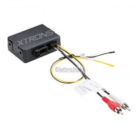 Decoder fibra ottica per Mercedes CL CLS E S SL SLK
