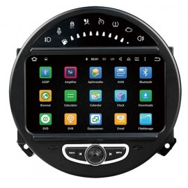 Autoradio Navigatore BMW Mini Cooper Multimediale Android 9