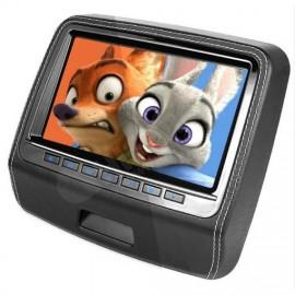 Coppia Monitor 9 pollici DVD poggiatesta HDMI