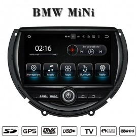 Autoradio Navigatore BMW Mini Cooper iDrive Multimediale Android 5.1
