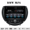 Autoradio Navigatore BMW Mini Cooper iDrive Multimediale Android 5.1