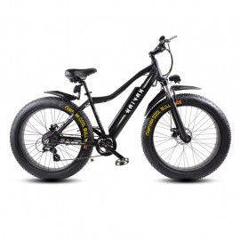 "Fat-Bike 26"" Bicicletta bici elettrica pedalata assistita Brushless"