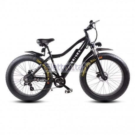 """Fat-Bike 26"""" Bicicletta bici elettrica pedalata assistita Brushless"""