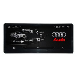 Navigatore Android GPS AUDI A4 A5 10 pollici Multimediale