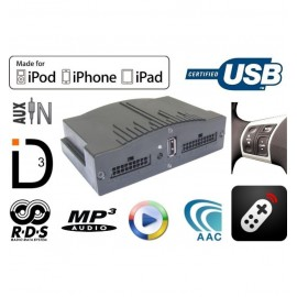 PASER MAESTRO 2.0 AUDI INTERFACCIA USB / IPOD / IPHONE / AUX