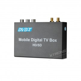 Decoder Digitale Terrestre MPEG4 HDMI Doppia Antenna