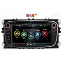 Navigatore Autoradio Ford Focus Mondeo S-max Multimediale DAB XtronS