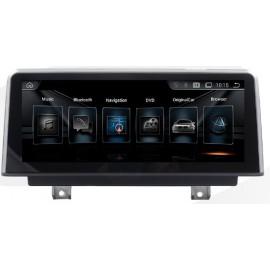 Navigatore 8 pollici BMW Serie 4 Serie 3 F30 F31 F32 F33 F34 F35 F36 Android 8.1
