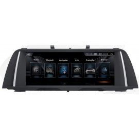 Navigatore BMW Serie 5 10 pollici Android 8 Multimedia