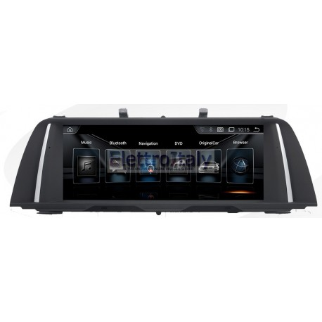Navigatore Android GPS BMW F10 Multimediale