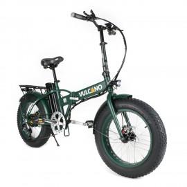"Fat-Bike 20"" 500W vER 2.X pieghevole Bicicletta elettrica pedalata assistita"