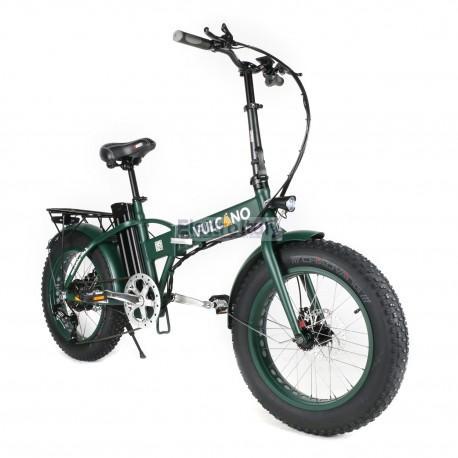 Fat Bike 20 500w Ver 242 Pieghevole Bicicletta Elettrica Pedalata