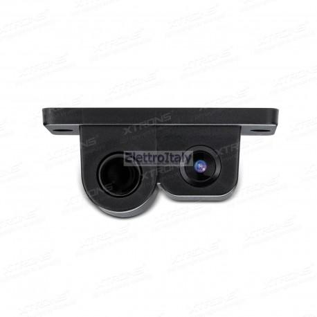 Camera plate light for Audi TT MOD 9917