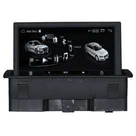 Navigatore Android GPS Audi A1 Multimediale