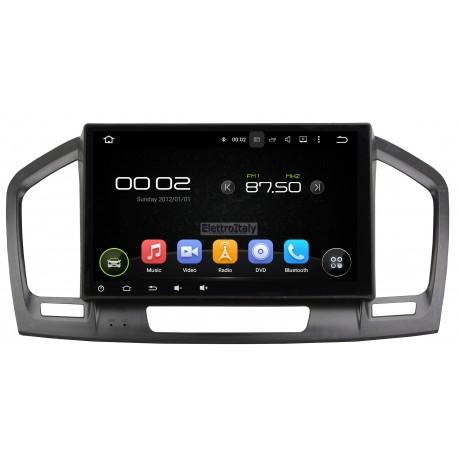 Autoradio Navigatore Opel Insigna 10 pollici Android 6 Octacore