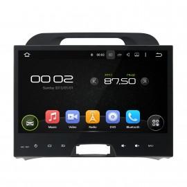 Navigatore Kia Sportage 10 pollici Android 7 Quadcore HDMI