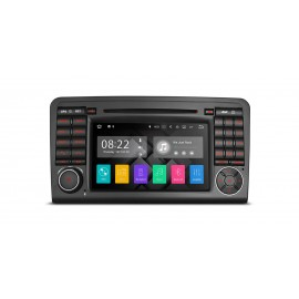 Autoradio Navigatore Mercedes Classe ML W164 Android 7.1 Quadcore HDMI Multimediale Xtrons