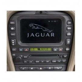 INTERFACCIA VIDEO JAGUAR RGB CON INGRESSO TELECAMERA RETROMARCIA