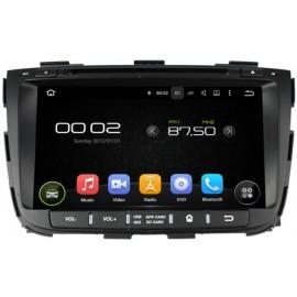 Navigatore Kia Sorento 2013 Android 7 Quadcore HDMI