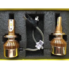 Coppia Lampade LED H7 CREE