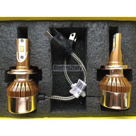 Coppia Lampade LED H7