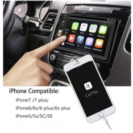 Carplay USB per Iphone e android AUTO