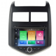 Navigatore Chevrolet Aveo 2011 2013 Android Octacore