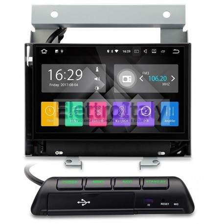 Navigatore Android Land Rover Freelander 2 Multimediale