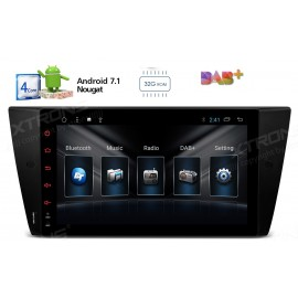 Autoradio Navigatore Bmw Serie E9X Android 7 Quadcore Multimediale Xtrons