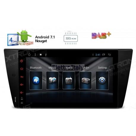 Autoradio Navigatore Bmw Serie E9X Android 7 Quadcore Multimediale Xtrons