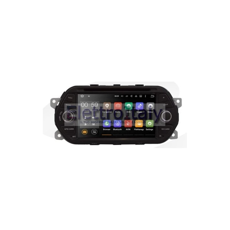 Navigatore Gps Fiat Tipo 7 Pollici Android Octacore Ebay